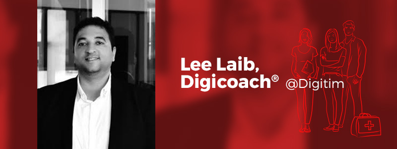 Lee Laid, Digicoach