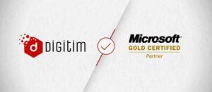 Digitim Microsoft gold partner