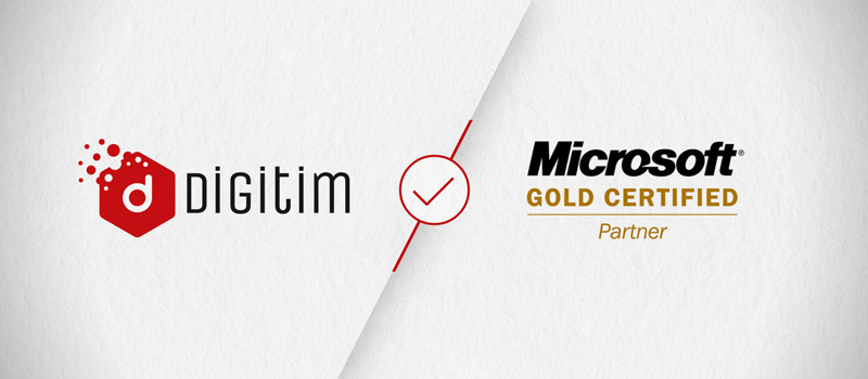 Digitim Microsoft gold partner