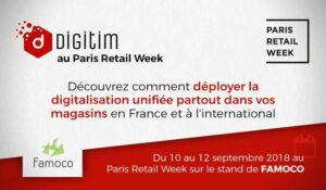 Digitim Paris Retail Week