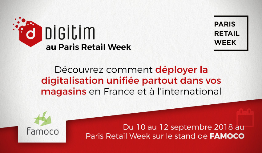 Digitim Paris Retail Week