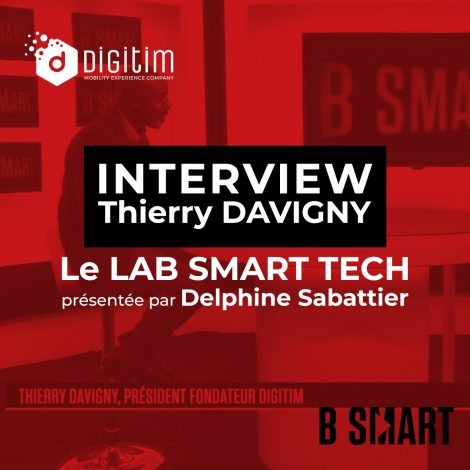 DIGITIM dans l'émission « Le Lab de Smart Tech » de Bsmart TV