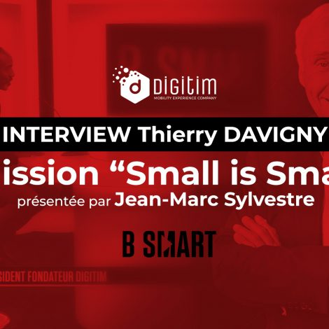 DIGITIM dans l'émission « Small is Smart » de Bsmart TV